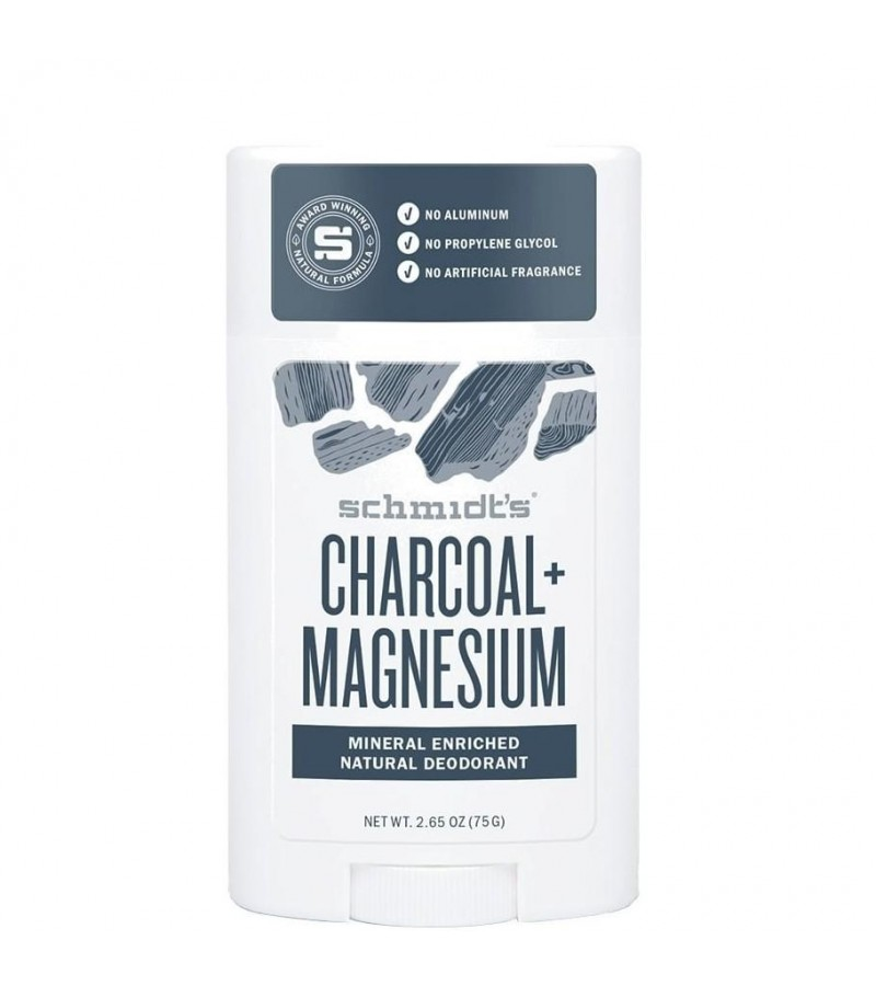 Charcoal + Magnesium
